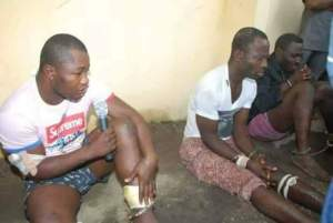Govenor Okorocha to pay N5m to anybody that helps in the rearrest of notorious kidnapper 'Vampire' (photos)