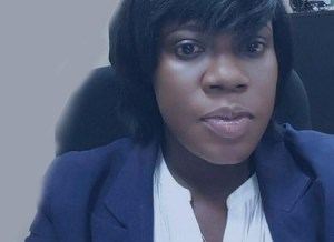 [Photo] Stanbic bank staff runs away with about N65 million belonging to customers in Ghana