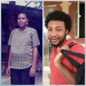 Veteran Actress Shan George shares throwback pregnancy photo