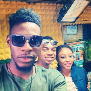 , Evicted BBNaija housemates Miyonse,Soma and Cocoice hang out together in Naija FM, Effiezy - Top Nigerian News & Entertainment Website