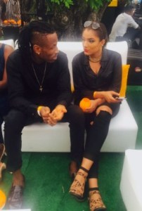 BBNaija-Gifty hangs out with rumored lover ,Mr.2kay in Polo club.