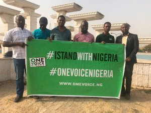 I stand with Nigeria protests kick off in Ibadan,Abuja and Lagos