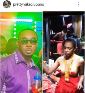 Pretty Mike Club Uno endorses Tboss as his BBNaija favorite