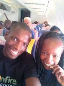 Kenyan couple who wedded in their T-Shirts get their dream wedding