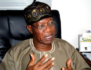 , I have never told a lie before – Lai Mohammed claims, Effiezy - Top Nigerian News & Entertainment Website