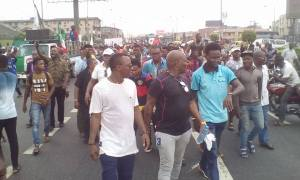 NLC,TUC continue istandwith Nigeria protest