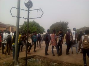 Over 2000 CRUTECH students hold VC, staff, others 'hostage' for hours
