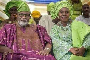 I met my husband when he had nothing- First Lady of Ondo State.