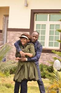 Controversial Pastor, Apostle Suleiman and wife mark 13 years of marital bliss