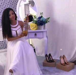 Toke Makinwa becomes first female ambassador of Ciroc in Nigeria