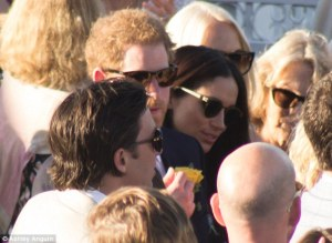 , Prince Harry attends his best friend's wedding with his girlfriend,in Jamaica, Effiezy - Top Nigerian News & Entertainment Website