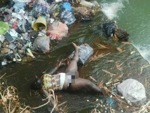 Lady murdered and body dumped in a ditch in Abia State