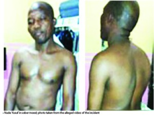 Revealed: How IBBU undergraduate student setup and caught lecturer begging her for sex in Niger state (Photos)