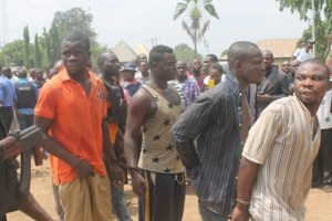 Nigeria's notorious kidnapper, Vampire killed. Police release statement (Photos + Video)