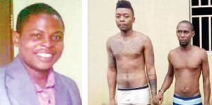 Two suspected killers of Jumia's sales rep remanded in prison