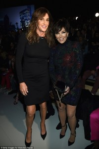 I am a little disappointed in her- Caitalyn Jenner says of Kris Jenner