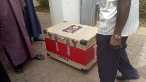 Made- In-Aba products moved into Presidential villa, Aso rock