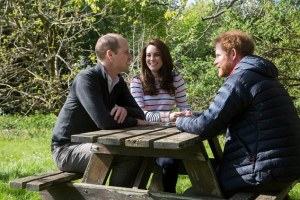 'We never speak about mom'- Princes Harry and Williams