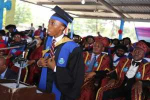 """I never had a girlfriend"" – UNIPORT's best graduating student reveals his success (Photo)"