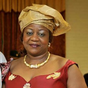 Those asking for Diezani's Extradition are Mumu- Lauretta Onochie