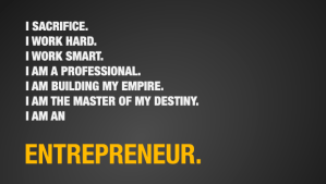 Here are 6 things successful entrepreneurs have in common