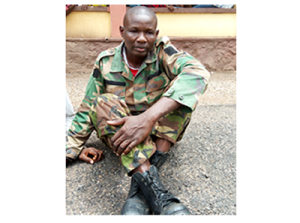 Fake soldier arrested for shooting driver to death in Ogun