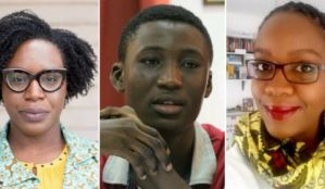 Three Nigerians to be awarded Caine prize