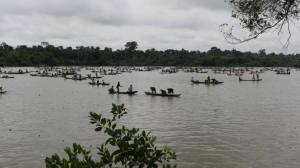 Pictures from Lake Efi festival in Bayelsa