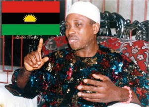Uwazuruike Disowns Kanu, Opens Up on 'Peace Meeting' with Al-Mustapha, Ango Abdullahi, Others in Kaduna