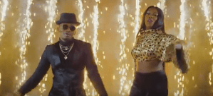 Diamond Platnumz ft. Tiwa Savage – Fire (Official Music Video)