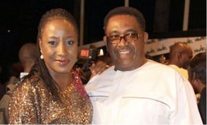 Marriage of nollywood stars, Patrick and Ireti Doyle reportedly hits the rock