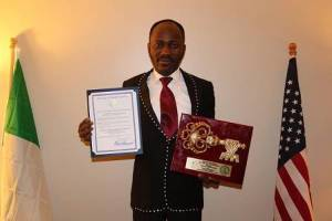 "US Govt. did not grant Apostle Suleiman ""Honorary Citizenship"""