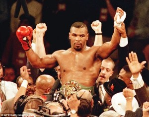 Mike Tyson: Memories of a Magnificent Fighting Machine