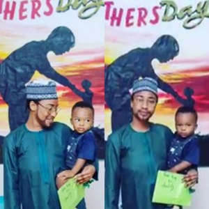 Tonto Dikeh Celebrates Herself On Father's Day, Explains How To Be A Good Father