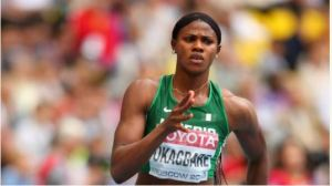 , Nigerian athlete, Blessing Okagbare suffers public embarrassment in Norway (Photos, Video), Effiezy - Top Nigerian News & Entertainment Website
