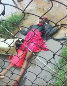 So sad! Female student electrocuted by high tension cable in Rivers State University (Photo)