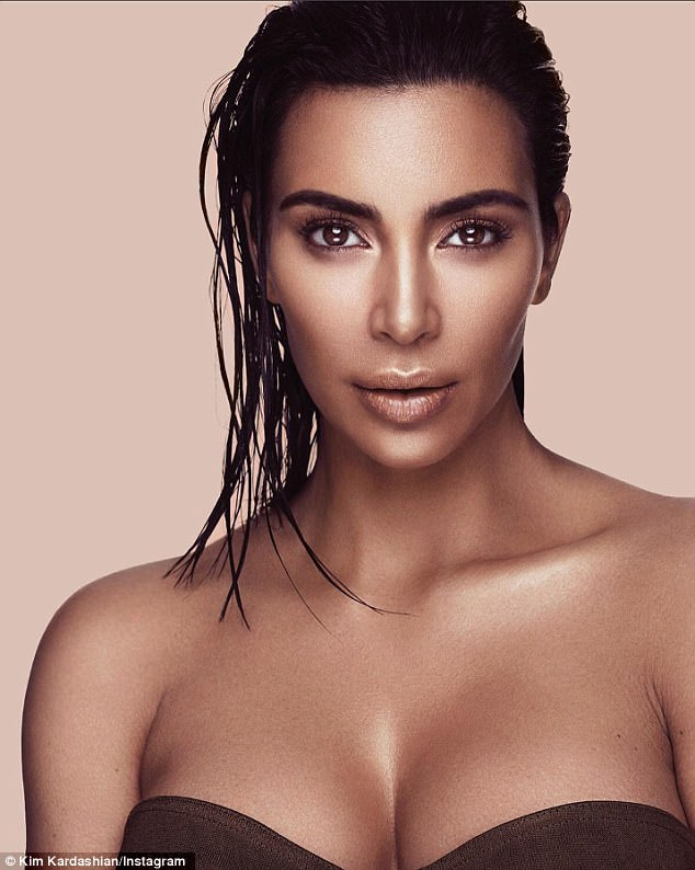 , Kim Kardashian releases another nude photo (Photos 18+), Effiezy - Top Nigerian News & Entertainment Website