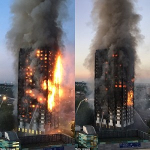 London Grenfell fire tragedy: Number of people missing and feared dead now 58 and death toll could rise