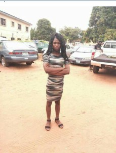 19-year-old man disguised as a woman and had sex with Over 1000 men in Benue State (Photo)