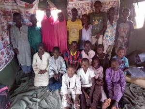 4 Child traffickers nabbed in Yobe State (See Photos)