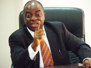 """God won't open heaven's blessings to you if you don't pay tithe"" – Bishop Oyedepo (Video)"