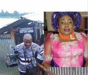 Kate Owoko defends 'floating toilet', as outrage deepens