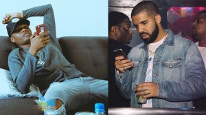 Wizkid unfollows Drake on Instagram