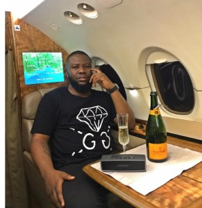 """Masturbate Twice Before Making Any Costly Promise To A Woman"" – Hushpuppi tells men"