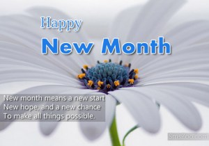 Happy new month everyone