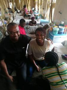 "Aloysius Ikegwuonu ""Bishop"" Visits Injured Victims Of The Ozubulu Massacre"