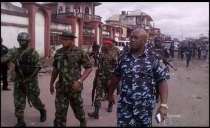 17,000 live bombs found in a house in Owerri, another 44,000 bombs scattered around.