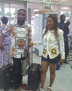 Inspiring story of a couple who slept on the floor to build a multi-million naira business in Niger (Photos)