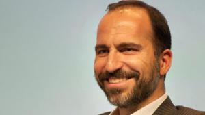 Uber picks Khosrowshahi as new CEO