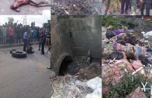 , Kidnappers den discovered near Ikeja, Effiezy - Top Nigerian News & Entertainment Website